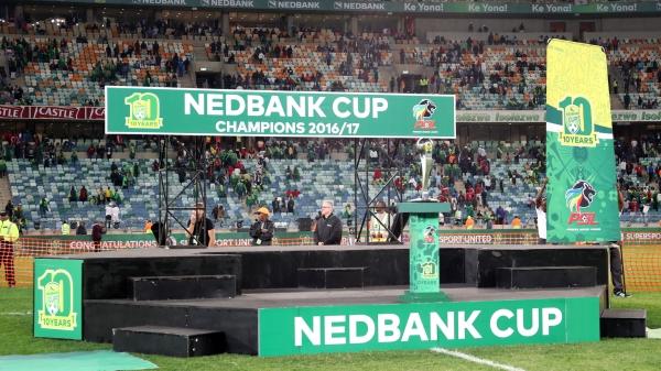 Football - 2017 Nedbank Cup - Final - Supersport United v Orlando Pirates - Moses Mabhida Stadium
