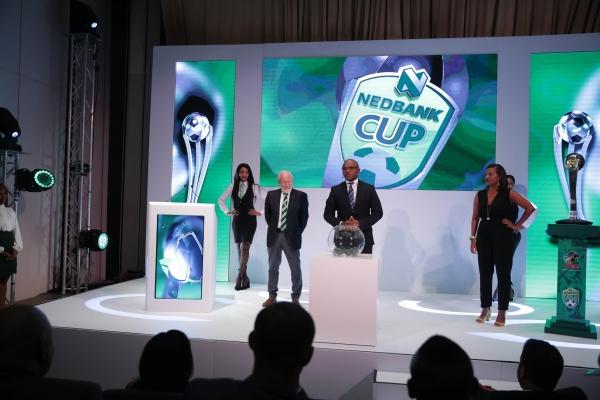 Football - 2018 Nedbank Cup - Quarterfinal - Draw - The Clocktower