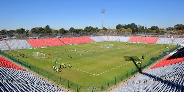 Football - 2018 COSAFA Cup - Botswana v Mauritius - Old Peter Mokaba Stadium