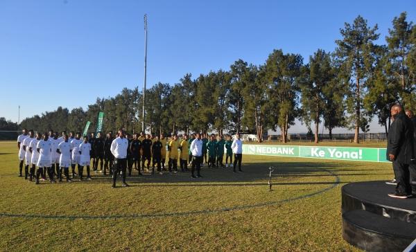 Football - 2018 Keyona Team - Bootcamp 48 - Arrival - HPC