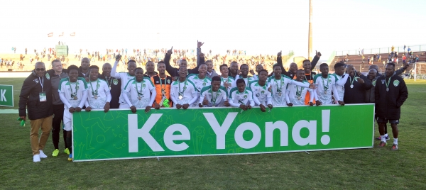 Football - 2018 Nedbank Keyona Challenge - Keyona Team v Free State Stars - Makhulong Stadium