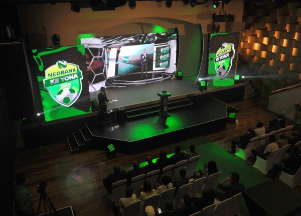 Football - 2018 Clinix Stix Morewa Soccer Challenge Launch - Nike Centre - Soweto