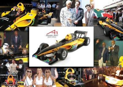 A1 Grand Prix South Africa – 2004