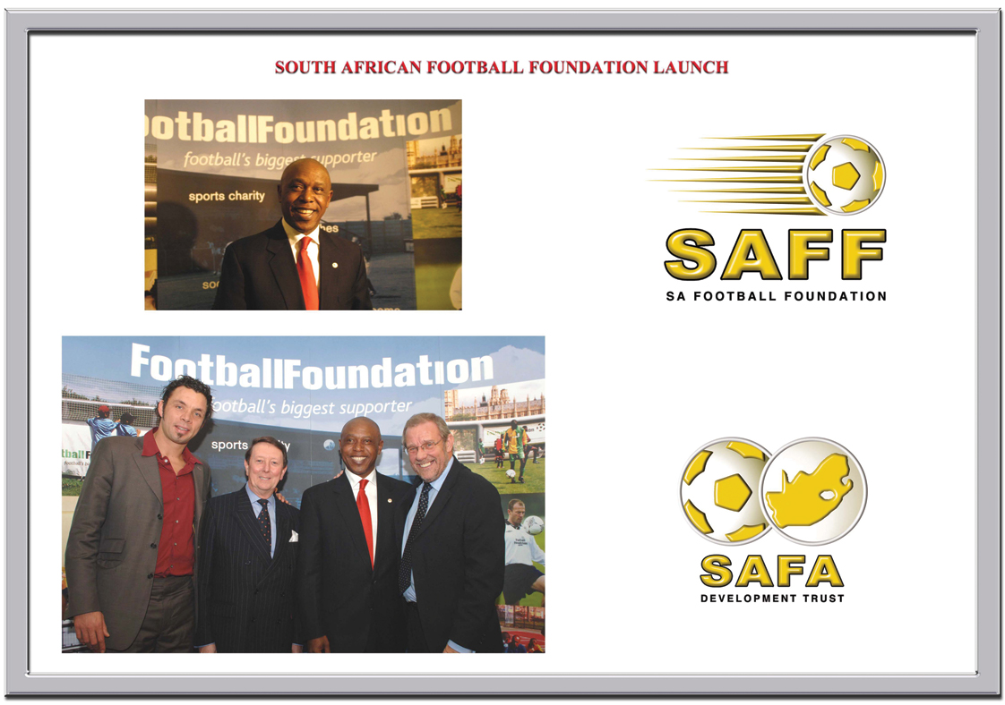 South African Football Foundation – 2005